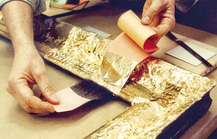 Как можно сделать золото